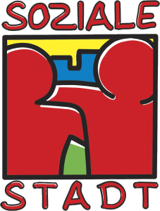 + Logo soziale Stadt trans