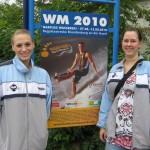Die POWER GIRLS bei der Barfuß-Wasserski-WM
