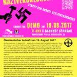Ökumenischer Aufruf zum 19. August 2017