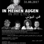 """""""In meinen Augen"""" - ein ungewöhnlicher Film über Geflüchtete am 31.08. im Klubhaus Westerwaldstraße"""