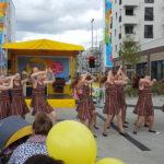 Auftritte in Potsdam und auf dem Stadtteilfest
