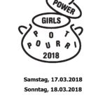 "POWER GIRL Show ""POTPOURRI 2018"""