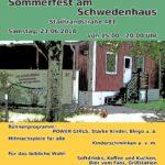 23.06. - Sommerfest am Schwedenhaus