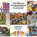 Stellenausschreibung für das CAFÉ Mittwoch im Schwedenhaus