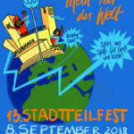 13. Stadtteilfest am 08.09.2018 auf dem Westerwaldplatz