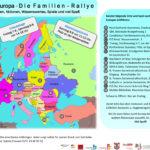 Urlaub in Europa - Die Familierallye