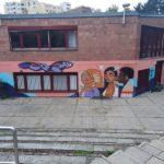 Workshop Graffiti im Atrium