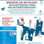 Wahlen zum Quartiersrat Falkenhagener Feld-West
